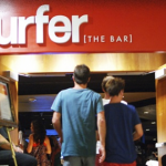 Surfer The Bar, Turtle Bay