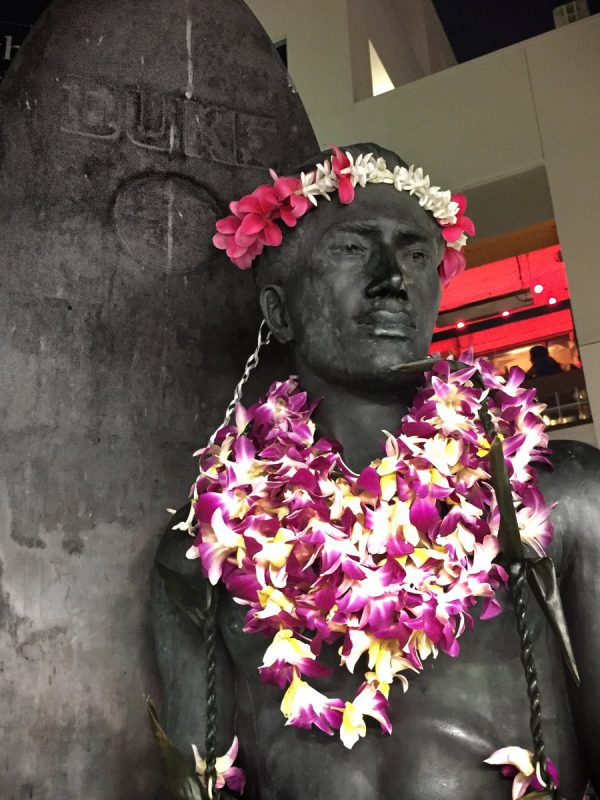 Duke Kahanamoku Statue Huntington Beach
