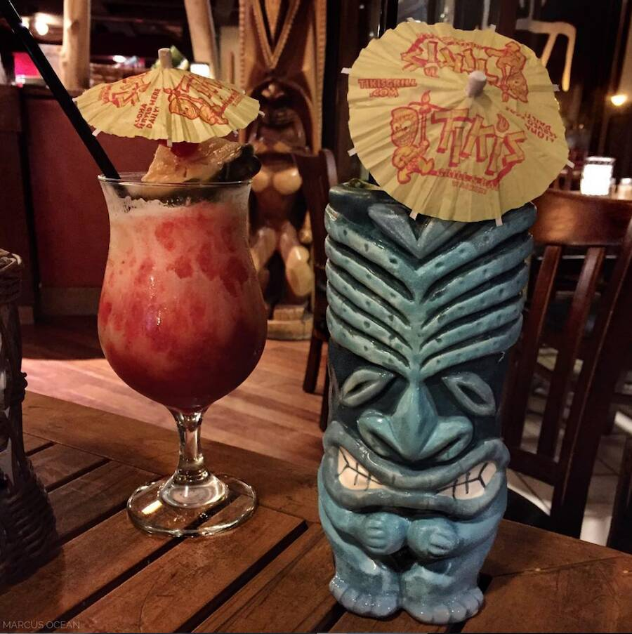 Tiki's Grill and Bar Waikiki