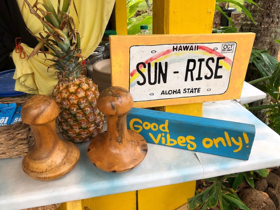 The Sunrise Shack North Shore Oahu