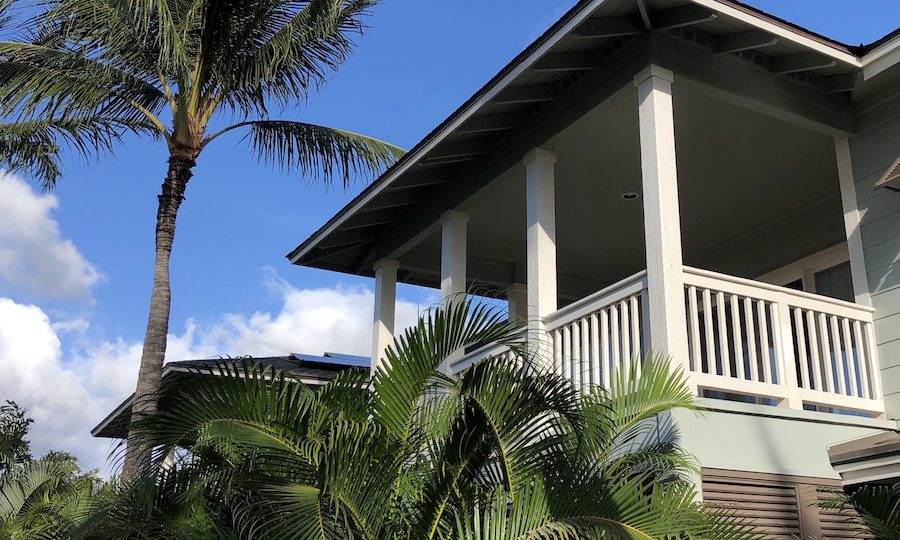 South-Sea-Bungalows-Coconut-Plantation-Vacation-Rental-Koolina-Exterior-Before