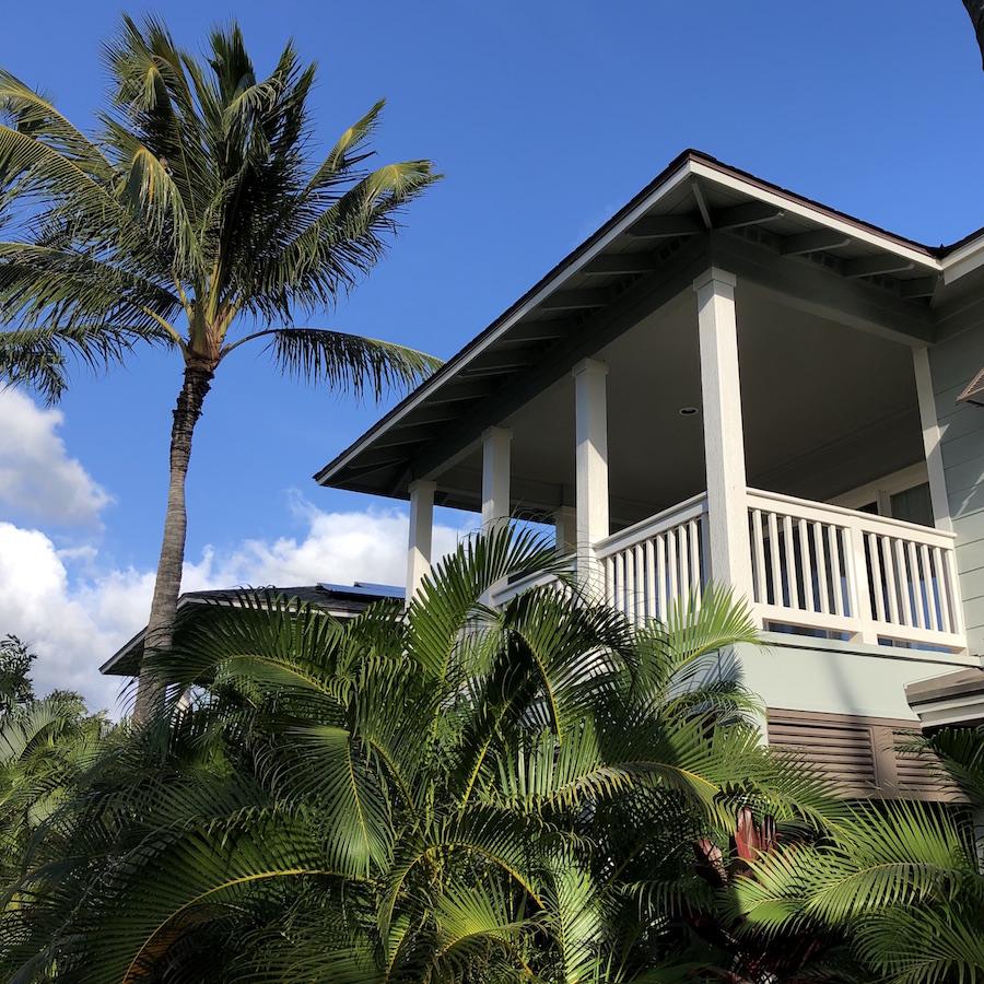 South-Sea-Bungalows-Coconut-Plantation-Vacation-Rental-Koolina-Exterior-Before
