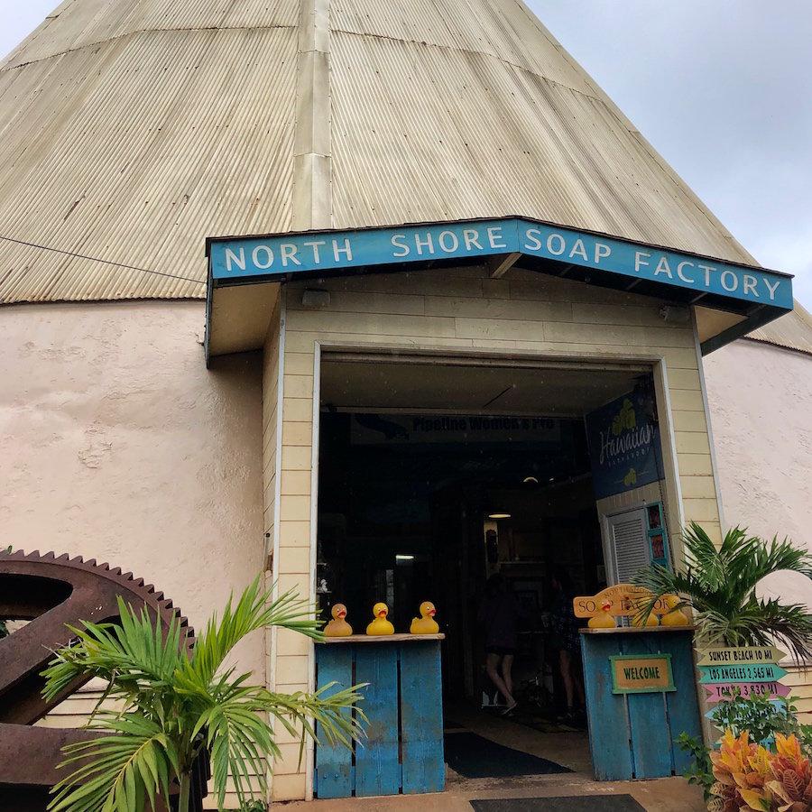 Waialua Sugar Mill - North Shore Soap Factory