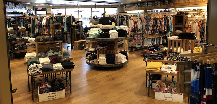 Turtle Bay Resort Shopping - The Shed