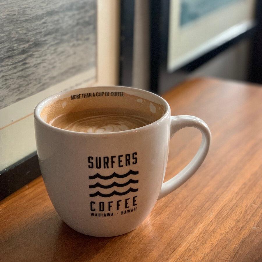 Surfers Coffee Wahiawa