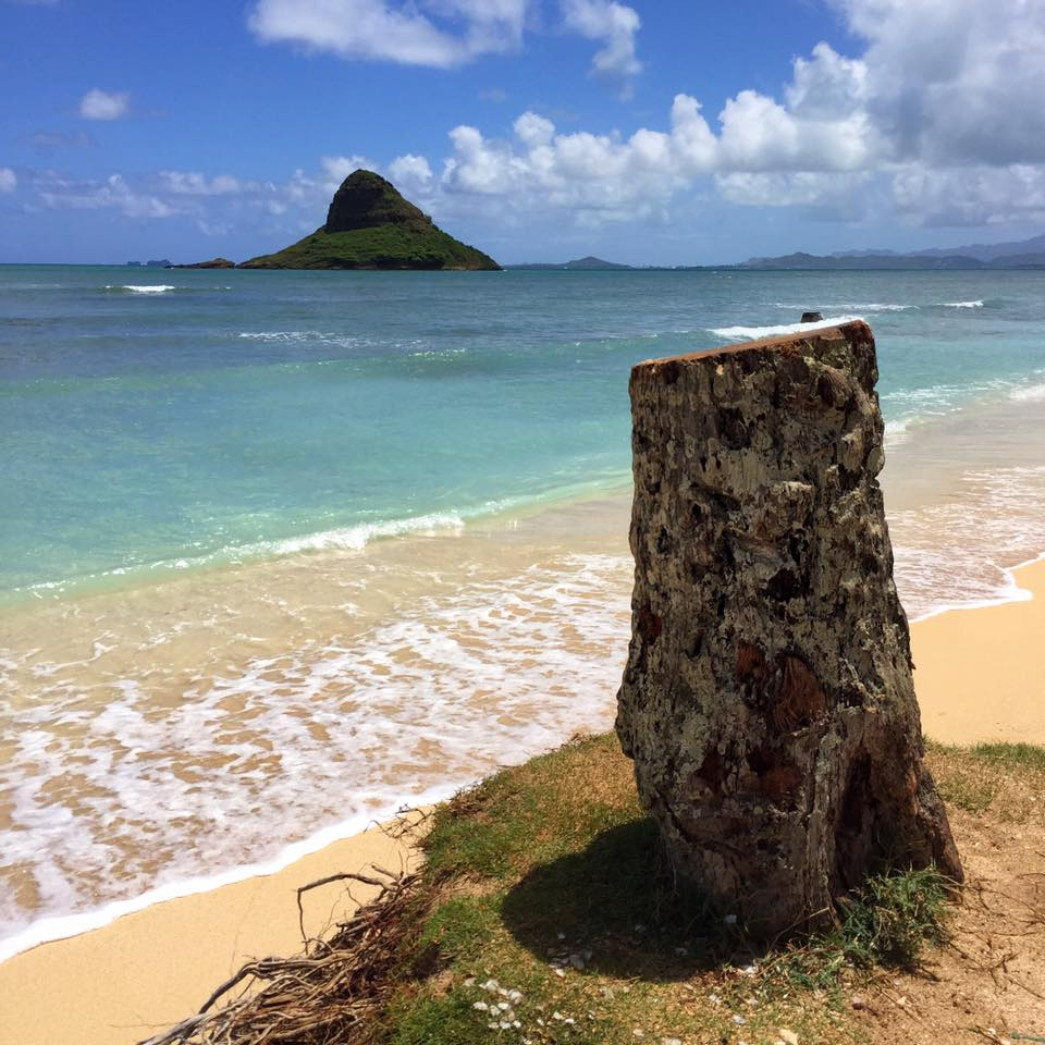 Mokolii Island - Islets of Oahu