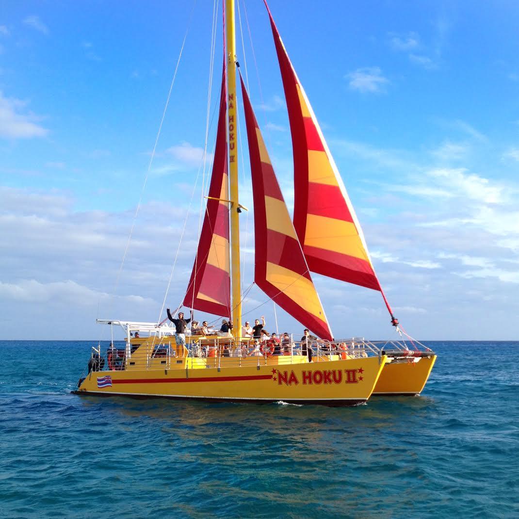 Best Catamaran Waikiki Beach Na Hoku II