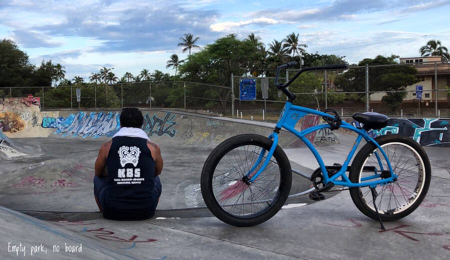 Bike Rental North Shore Oahu Banzai Skate Park