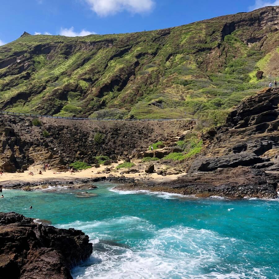 From Here to Eternity Beach Oahu Hawaii