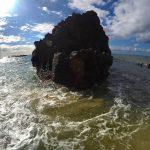 Jump Rock Waimea Bay