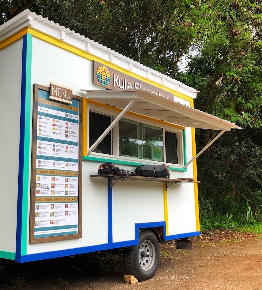 Kula Shave Ice North Shore - Best in Haleiwa