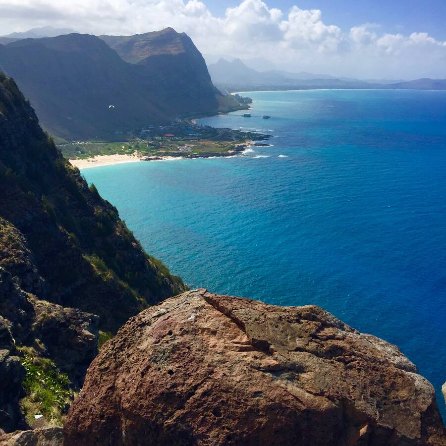 Makapuu Point Lookout Trail