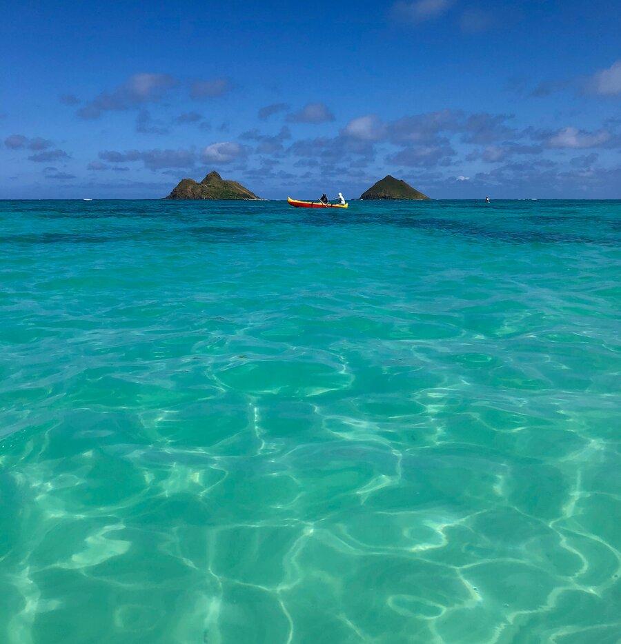 Mokulua Islands Kayaking