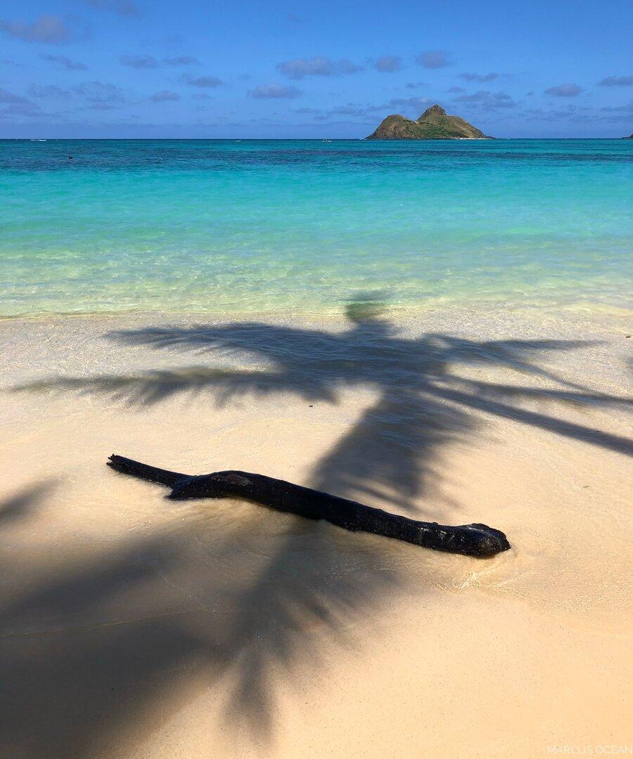 Mokulua Islands - Moku Nui