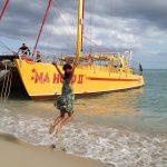 Na Hoku II Catamaran Waikiki