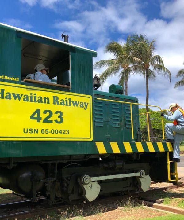 Ewa Train Ride