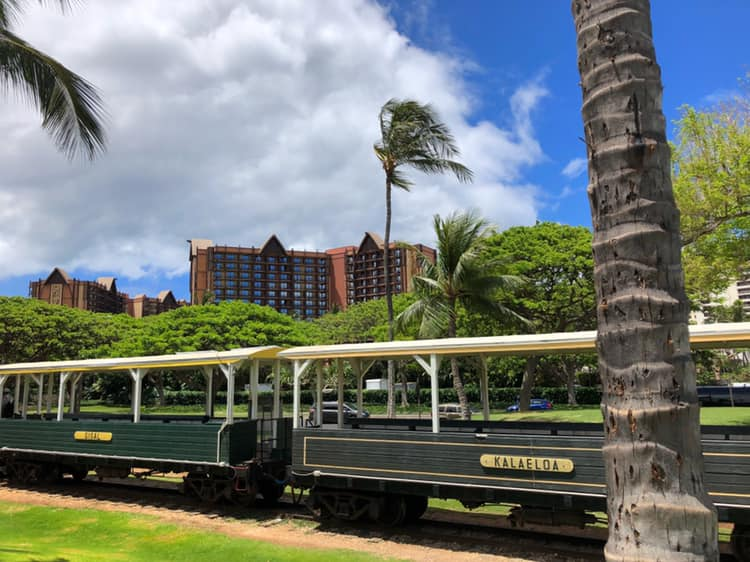 Ewa Train Ride Ko Olina