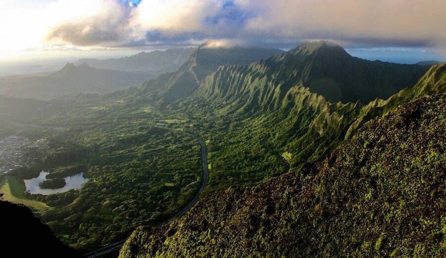 Haiku Stairway to Heaven Trail - Scariest Hike on Oahu