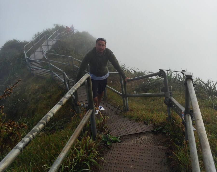 Haiku Stairway to Heaven Trail Hike Oahu