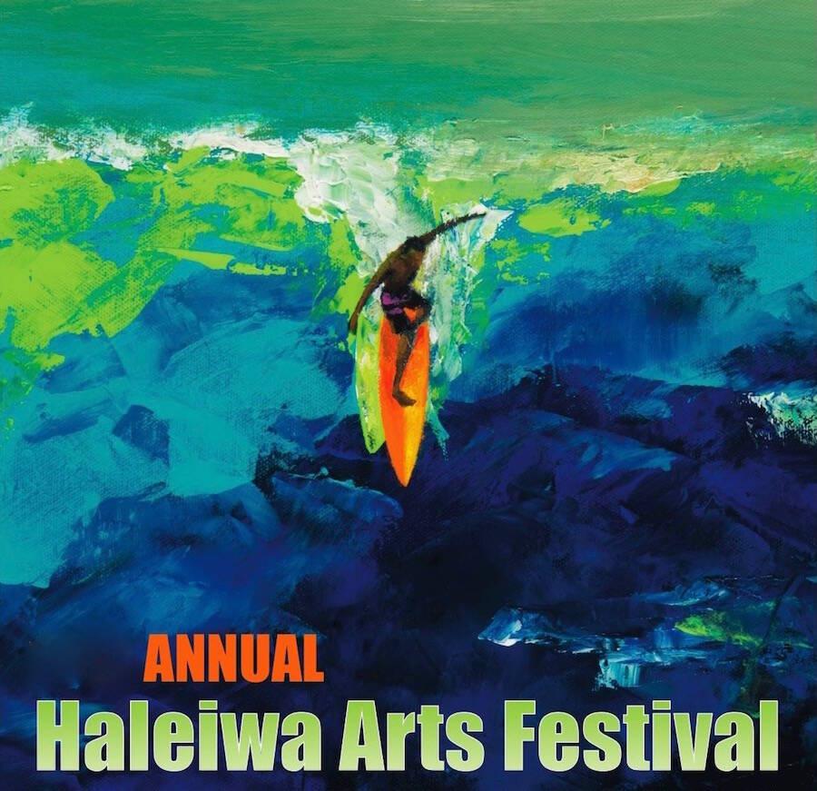 Haleiwa Arts Festival North Shore Oahu