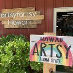 Artsy Fartsy Hawaii