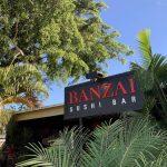 Banzai Sushi Bar Haleiwa
