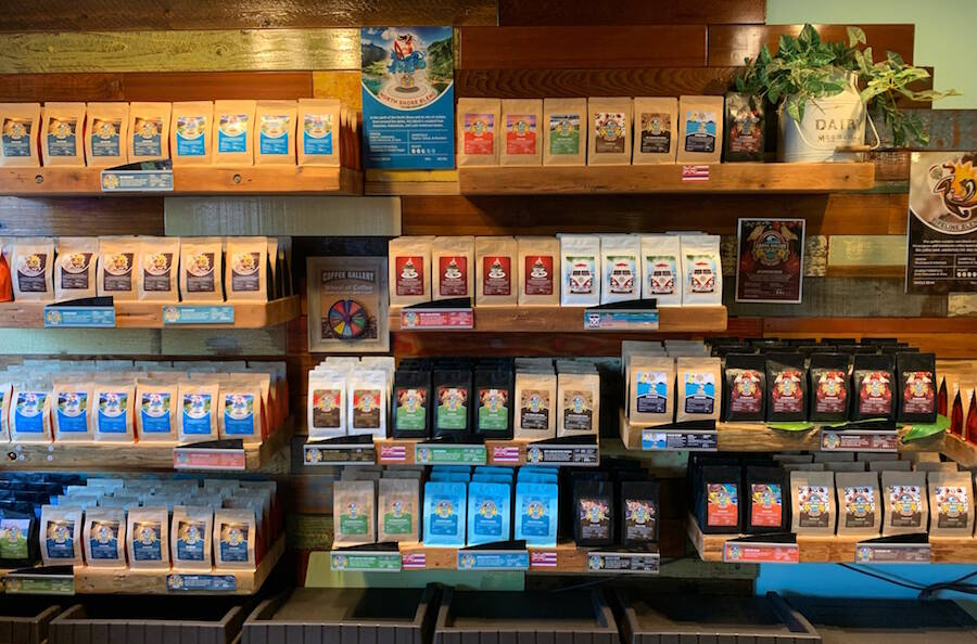 Coffee Gallery Haleiwa