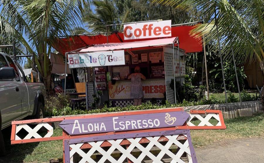 Aloha Espresso