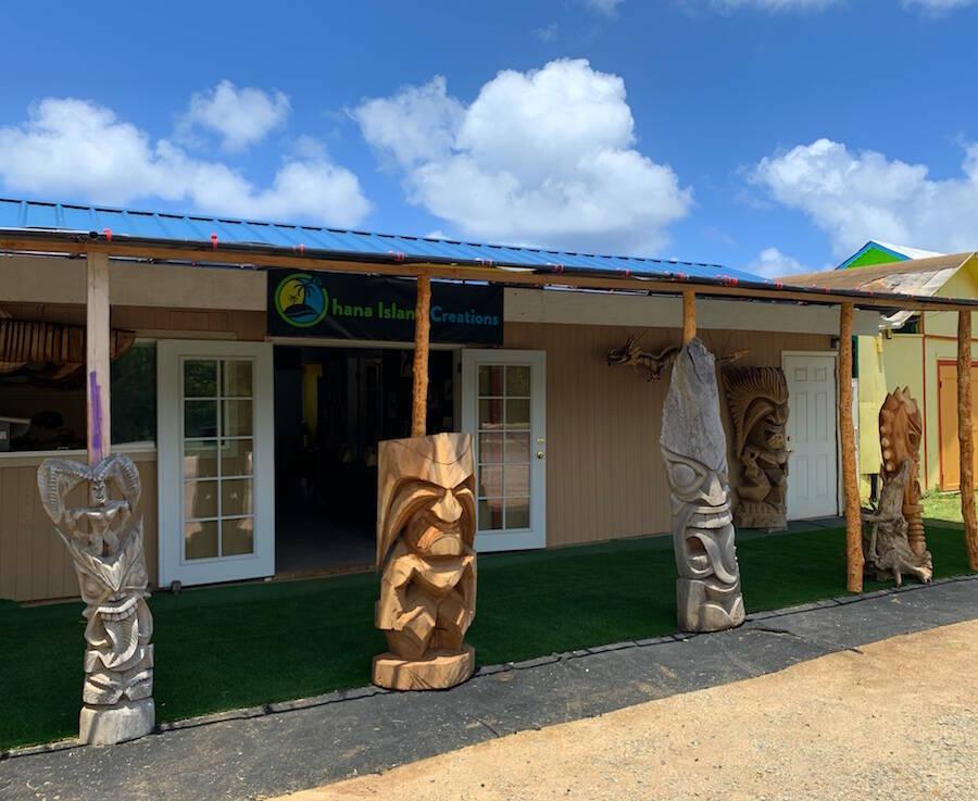 Ohana Island Creations in Kahuku
