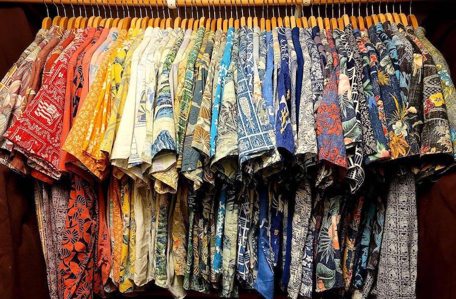 Where to Buy Aloha Shirts in Honolulu Oahu