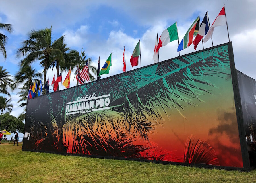 North Shore Surf Competitions