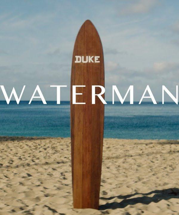 Duke Kahanamoku Movie Documentary Waterman