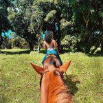 Happy Trails Hawaii Horseback Rides in Haleiwa